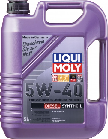 Моторное масло Liqui Moly Synthoil Race Tech GT1 10W-60 5л - фото 11